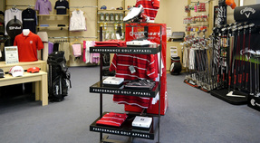 Tyrrells Wood Golf Club Professional Shop